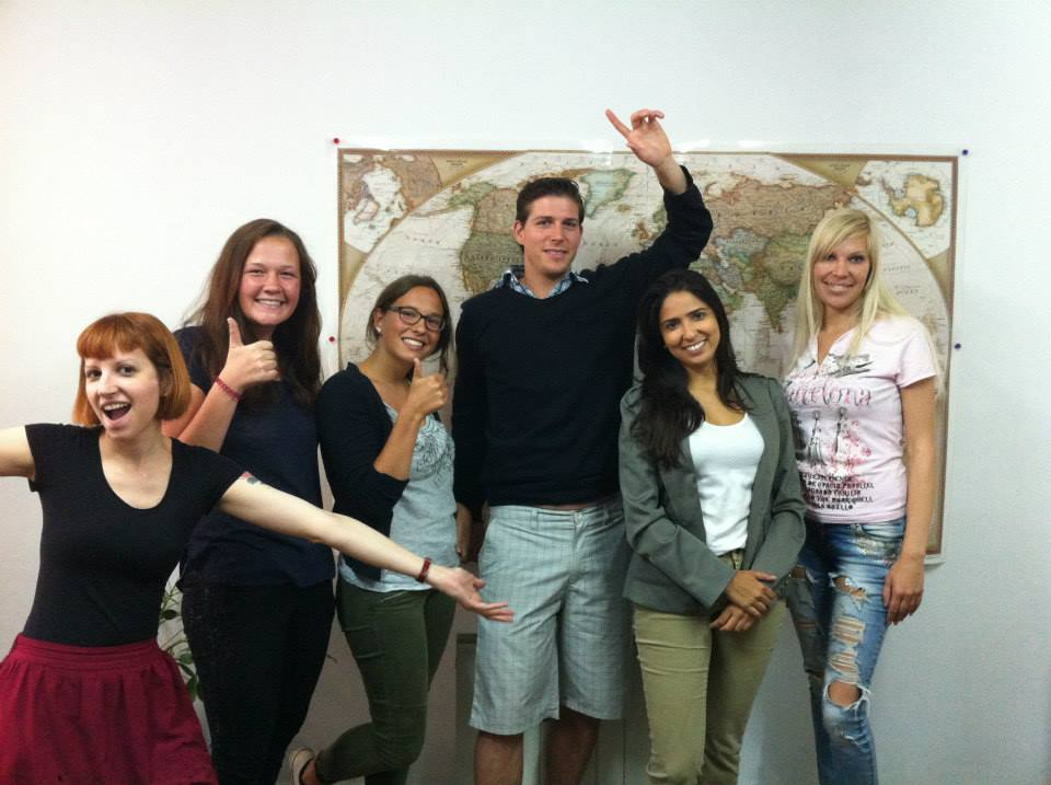 Spanish lessons Barcelona