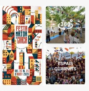Festa Major Gràcia 2020 1 Barcelona